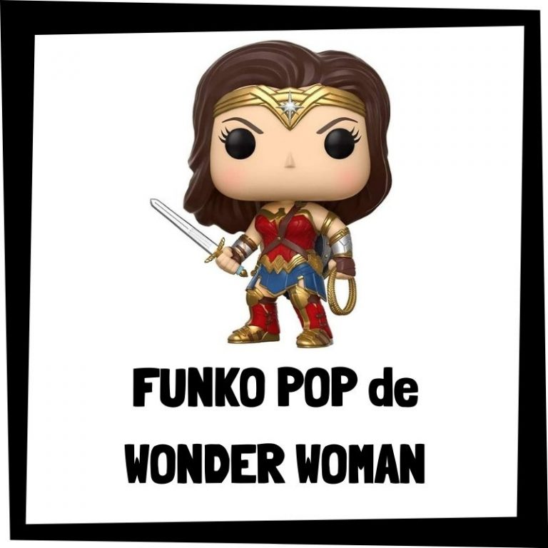 Lee más sobre el artículo FUNKO POP de Wonder Woman