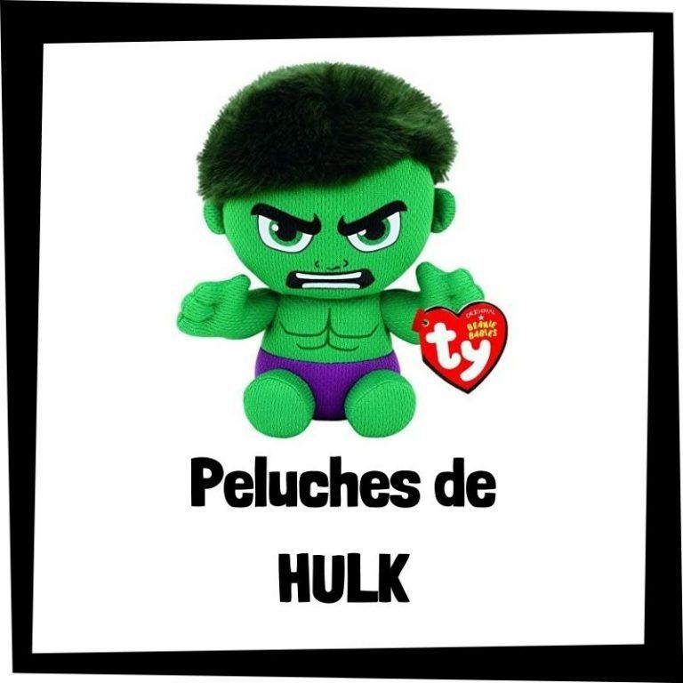 Lee más sobre el artículo Peluches de Hulk