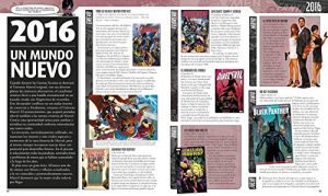 Marvel Crónica Visual Definitiva Actualizada y Ampliada - Las mejores enciclopedias de Marvel - Ejemplo 1