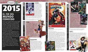 Marvel Crónica Visual Definitiva Actualizada y Ampliada - Las mejores enciclopedias de Marvel - Ejemplo 2