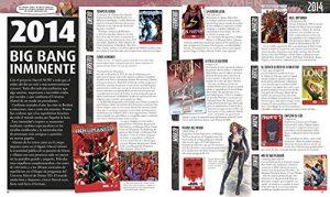 Marvel Crónica Visual Definitiva Actualizada y Ampliada - Las mejores enciclopedias de Marvel - Ejemplo 4