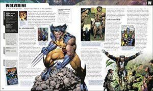 Marvel La Enciclopedia con Introducción de Stan Lee - Las mejores enciclopedias de Marvel - Ejemplo 1