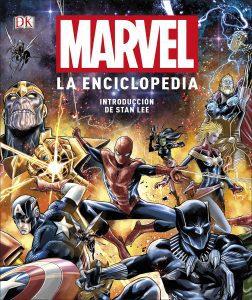 Marvel La Enciclopedia con Introducción de Stan Lee - Las mejores enciclopedias de Marvel - Enciclopedia de personajes de Marvel