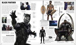 Marvel Studios El diccionario Visual - Las mejores enciclopedias de Marvel - Ejemplo 1