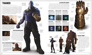 Marvel Studios El diccionario Visual - Las mejores enciclopedias de Marvel - Ejemplo 2