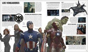Marvel Studios El diccionario Visual - Las mejores enciclopedias de Marvel - Ejemplo 4