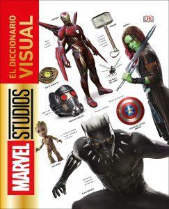Marvel Studios El diccionario Visual - Las mejores enciclopedias de Marvel - Enciclopedia de personajes de Marvel