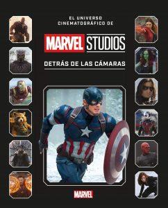 Marvel Studios. Detrás de las cámaras - Las mejores enciclopedias de Marvel - Enciclopedia de personajes de Marvel
