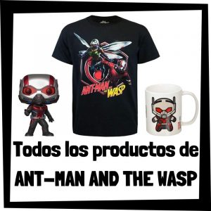 Productos de Ant-man and the Wasp de Marvel - Todo el merchandising de Antman - Comprar Ant-man