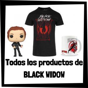 Productos de Black Widow de Marvel - Todo el merchandising de Viuda Negra - Comprar Black Widow