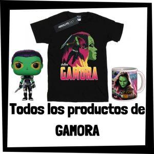 Productos de Gamora de Guardianes de la Galaxia - Todo el merchandising de Gamora - Comprar Gamora de Guardianes
