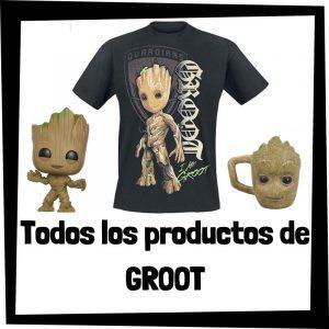 Productos de Groot de Guardianes de la Galaxia - Todo el merchandising de Groot - Comprar Groot de Guardianes