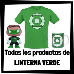Productos de Linterna Verde de DC - Todo el merchandising de Green Lantern - Comprar Linterna Verde de DC