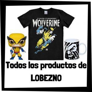 Productos de Lobezno de Marvel - Todo el merchandising de Wolverine - Comprar Lobezno