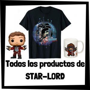 Productos de Star-Lord de Guardianes de la Galaxia - Todo el merchandising de Star Lord - Comprar Star-Lord de Guardianes