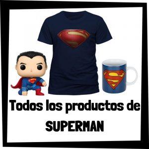 Productos de Superman de DC - Todo el merchandising de Superman - Comprar Superman de DC