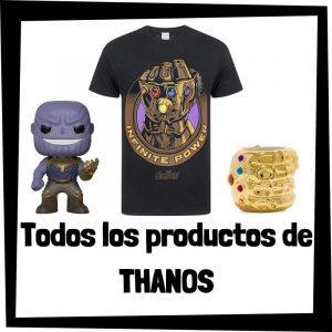 Productos de Thanos de Marvel - Todo el merchandising de Thanos - Comprar Thanos