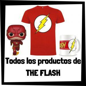 Productos de The Flash de DC - Todo el merchandising de The Flash - Comprar Flash de DC