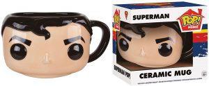 Taza FUNKO POP de Superman - Las mejores tazas de Superman - Tazas de DC