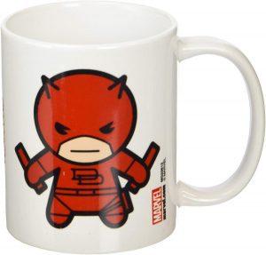Taza Kawaii de Daredevil - Las mejores tazas de Daredevil - Tazas de Marvel