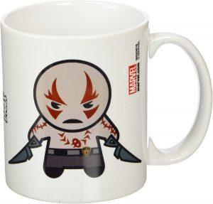 Taza Kawaii de Drax - Las mejores tazas de Drax - Tazas de Marvel