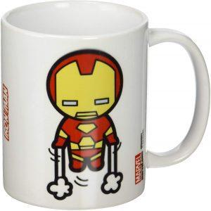 Taza Kawaii de Iron man - Las mejores tazas de Iron man - Tazas de Marvel