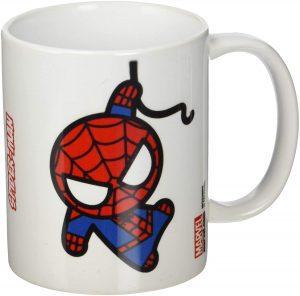 Taza Kawaii de Spiderman - Las mejores tazas de Spiderman - Tazas de Marvel