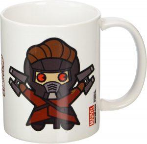 Taza Kawaii de Star Lord - Las mejores tazas de Star Lord - Tazas de Marvel