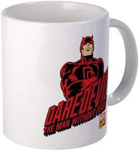 Taza con diseño original de Daredevil - Las mejores tazas de Daredevil - Tazas de Marvel