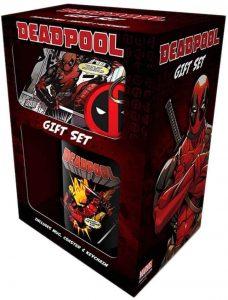 Taza con diseño original de Deadpool - Las mejores tazas de Deadpool - Tazas de Marvel