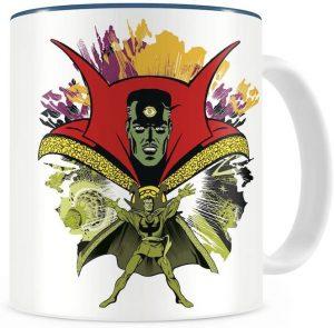 Taza con diseño original de Doctor Extraño - Las mejores tazas de Doctor Extraño - Tazas de Marvel