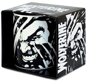Taza con diseño original de Lobezno - Las mejores tazas de Lobezno - Tazas de Marvel