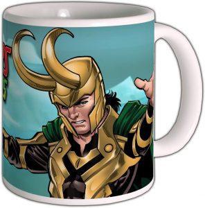 Taza con diseño original de Loki - Las mejores tazas de Loki - Tazas de Marvel