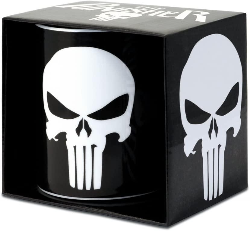 Taza con diseño original de The Punisher - Las mejores tazas de The Punisher - Tazas de Marvel