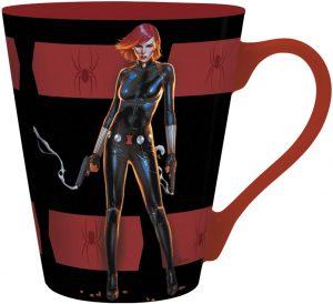 Taza con diseño realista de Black Widow - Las mejores tazas de Black Widow - Tazas de Marvel