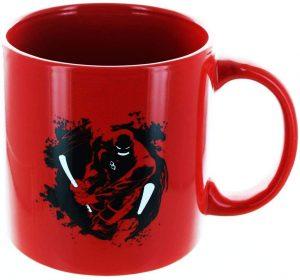 Taza con diseño realista de Daredevil - Las mejores tazas de Daredevil - Tazas de Marvel