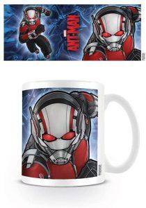 Taza con licencia oficial de Antman - Las mejores tazas de Antman - Tazas de Marvel