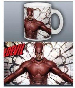 Taza con licencia oficial de Daredevil - Las mejores tazas de Daredevil - Tazas de Marvel