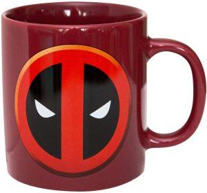 Taza con licencia oficial de Deadpool - Las mejores tazas de Deadpool - Tazas de Marvel