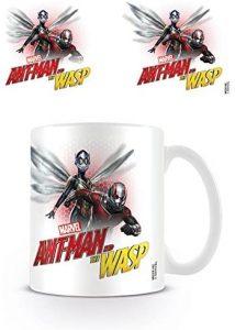 Taza de Antman and the Wasp - Las mejores tazas de Antman - Tazas de Marvel
