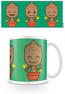 Taza de Baby Groot - Las mejores tazas de Groot - Tazas de Marvel