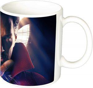 Taza de Benedict Cumberbatch de Doctor Strange - Las mejores tazas de Doctor Strange - Tazas de Marvel