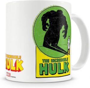 Taza de Bruce Banner y Hulk - Las mejores tazas de Hulk - Tazas de Marvel