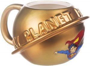 Taza de Daily Planet - Las mejores tazas de Superman - Tazas de DC