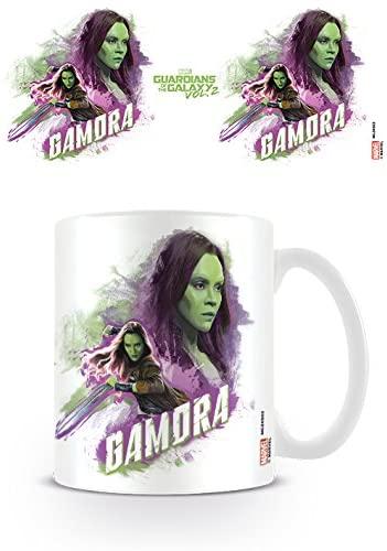 Taza de Gamora - Guardianes de la Galaxia - Las mejores tazas de Gamora - Tazas de Marvel