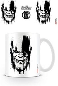 Taza de Guerra del Infinito de Thanos - Las mejores tazas de Thanos - Tazas de Marvel