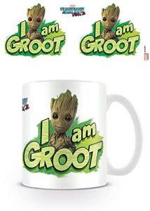 Taza de I am Groot de Groot - Las mejores tazas de Groot - Tazas de Marvel