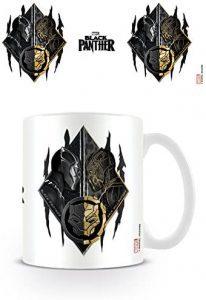Taza de Killmonger vs Black Panther - Las mejores tazas de Black Panther - Tazas de Marvel