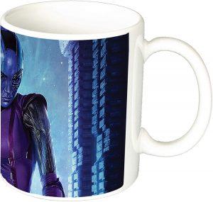 Taza de Nebula - Las mejores tazas de Gamora - Tazas de Marvel