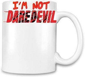 Taza de No Soy Daredevil de Daredevil - Las mejores tazas de Daredevil - Tazas de Marvel